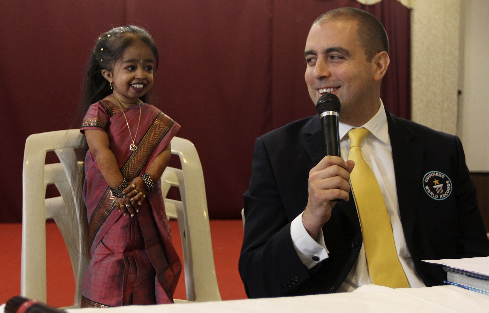 The World   s Shortest Woman 2013The Smallest Person In The World 2013